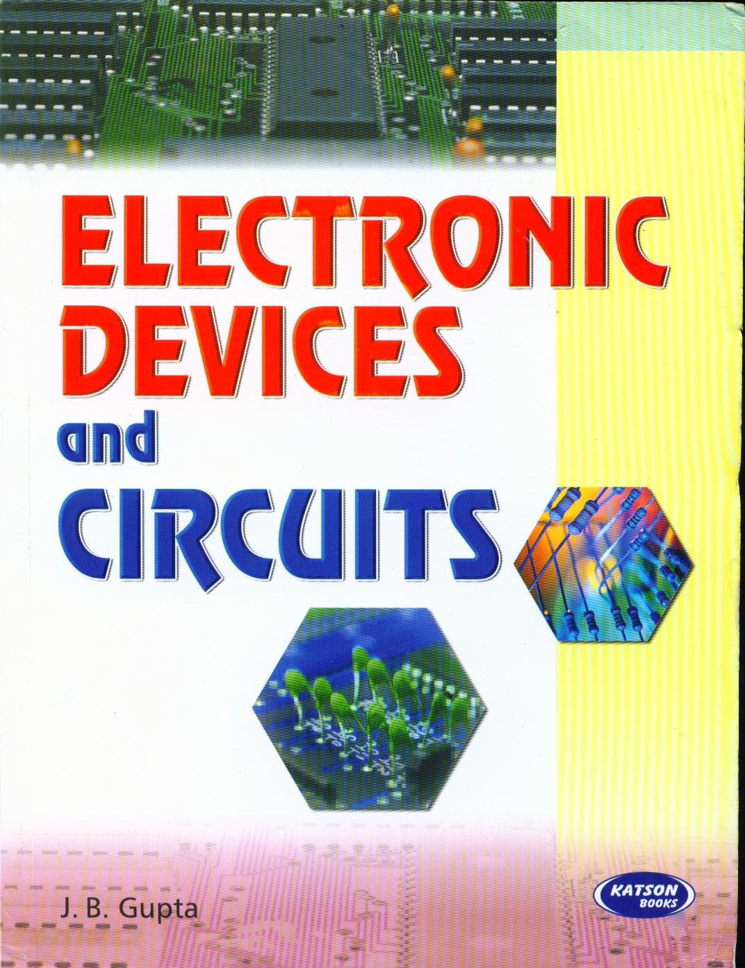 electronic devices and circuits by jb gupta swapping the book