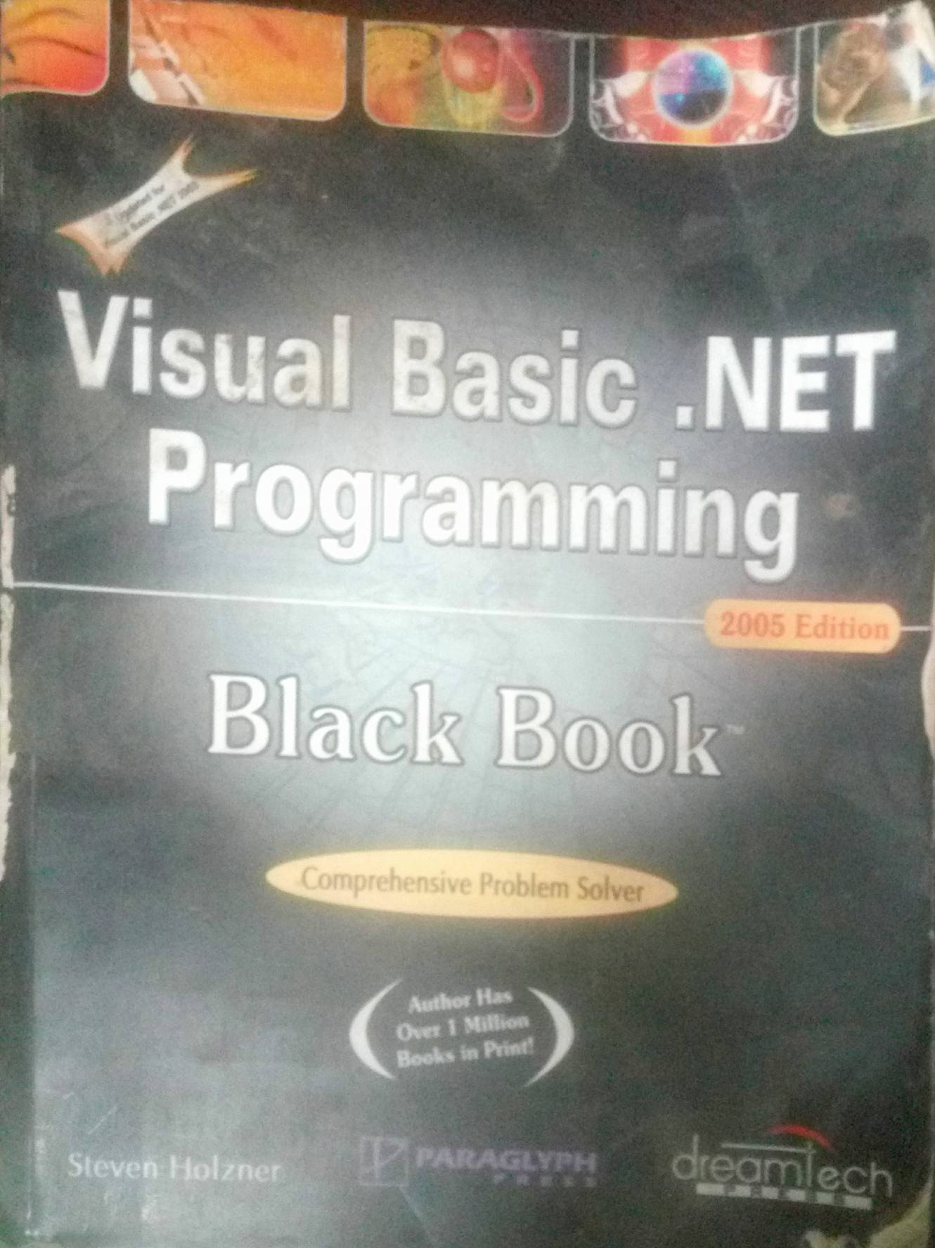 visual basic dot net black book