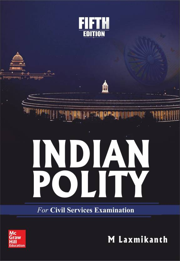 Indian Polity 5 Edition by M Laxmikanth get online