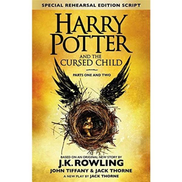 Harry Potter and the Cursed Child Parts I and II buy online